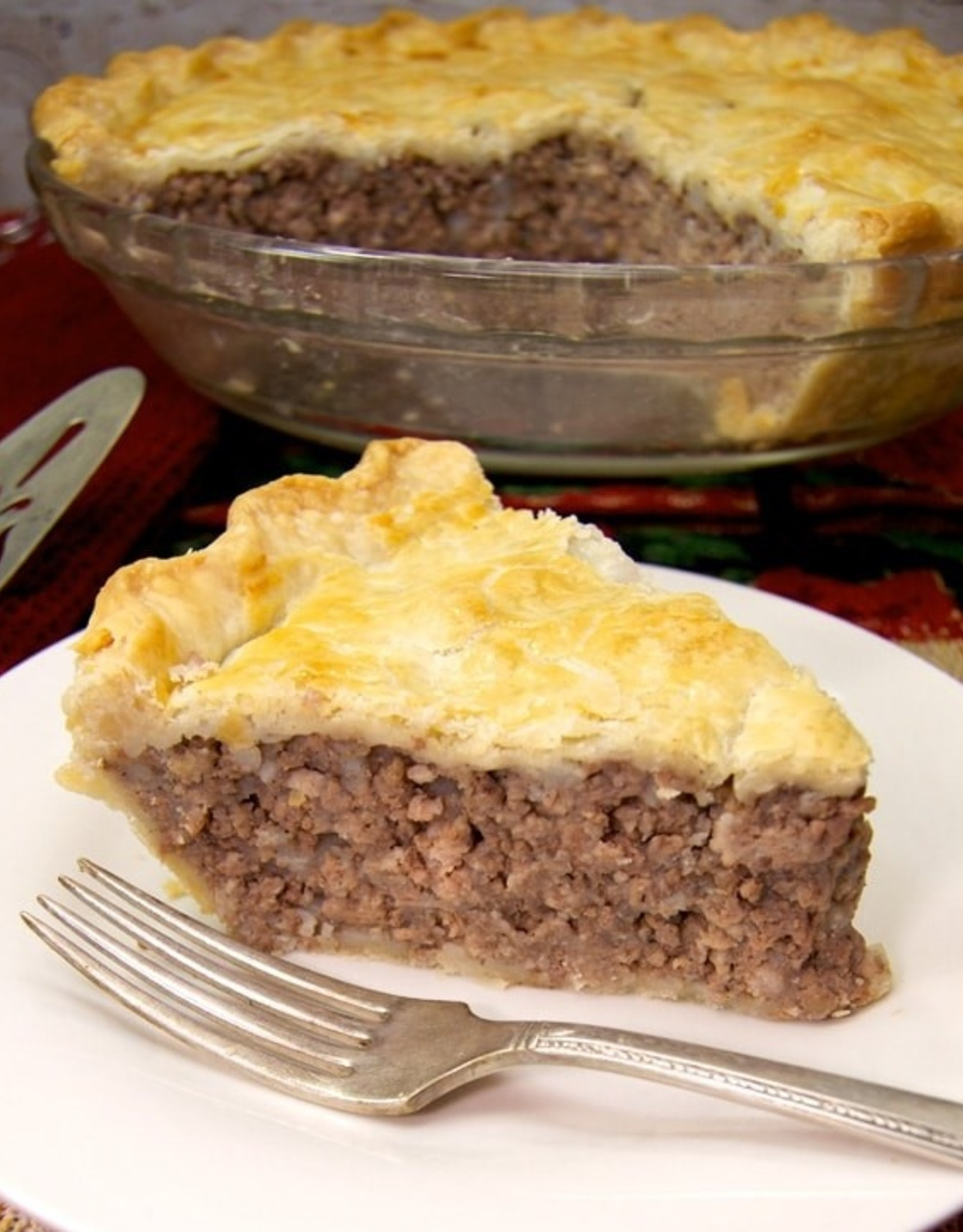 Cafe Artiste Pie meat
