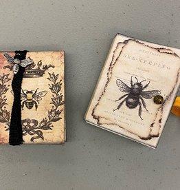 Melissa K Junk Journal / Mini Album Making Art Class Bee Inspired Sun Apr 18 1-3pm