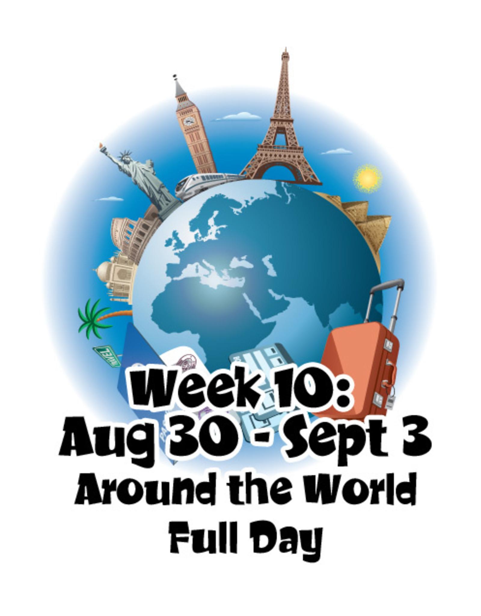 2021 Art Camp 2021 Art Camp Wk Ten Aug 30 - Sept 3 Full Day