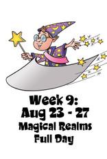 2021 Art Camp 2021 Art Camp Wk Nine Aug 23 - Aug 27 Full Day