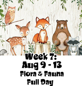 2021 Art Camp 2021 Art Camp Wk Seven Aug 9 - Aug 13 Full Day