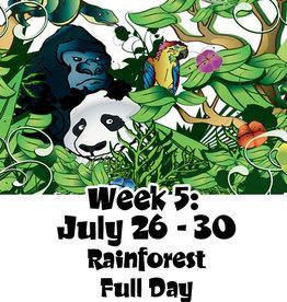 2021 Art Camp 2021 Art Camp Wk Five July 26 - July 30 Full Day