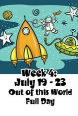 2021 Art Camp 2021 Art Camp Wk Four July 19 - July 23 Full Day
