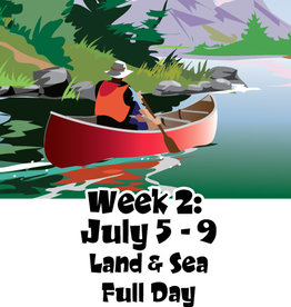 2021 Art Camp 2021 Art Camp Wk Two July 5 - July 9 Full Day