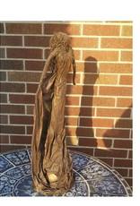 Karen M Sculpture Art class  Garden Goddess  Sun June 27 11:00 - 2:30 pm