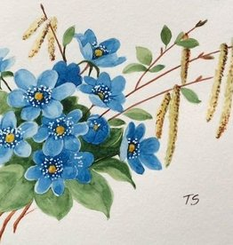 Tamara S Watercolour Art Class Spring Flowers Wed May 5 11:00 am to 1:00 pm