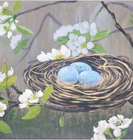 Tamara S Acrylic Art Class Bird's Nest Wed April 28 11:00 am to 1:00 pm