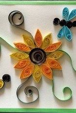 Dena Cook Quilling Art Class Tues May 25  6:30-8:30 pm