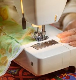 Cinthia M Fibre Art Class Adult Sewing Level 1 Tues May 4 – May 25 6:00 – 8:00 p.m.