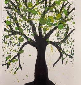 Melissa K Virtual Acrylic Art Class Thurs April 29