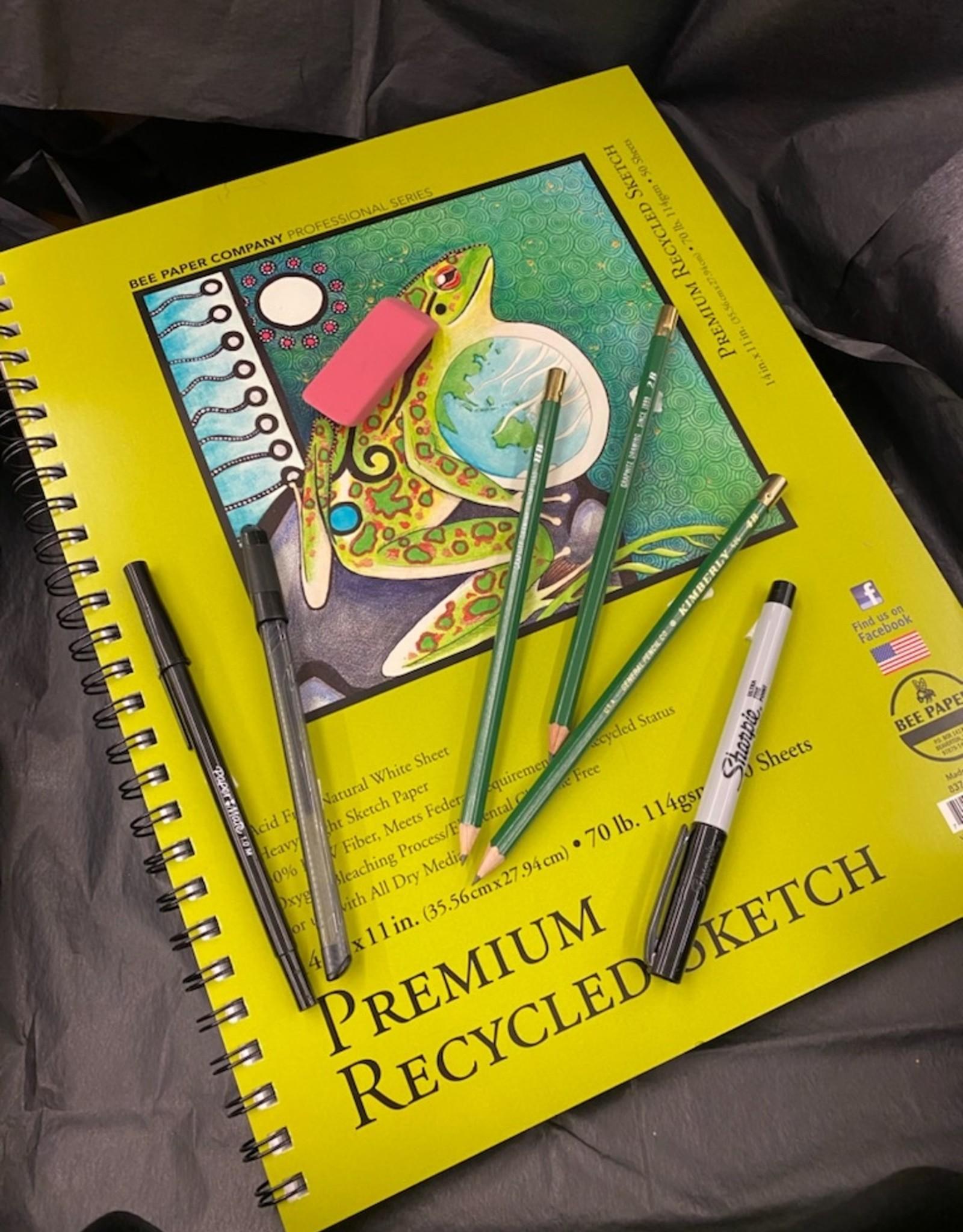Nick W Drawing Art class Lighthouse  Sat  July 10 11-12:30 pm