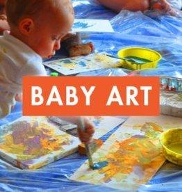 Melissa K Baby Art Workshop  Sun Aug 22 1:00 pm to 2:00 pm