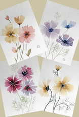 Tamara S Watercolour Art Class Greeting Cards Wed Aug 4 4pm-6pm