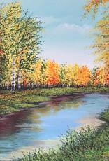 Tamara S Acrylic Art Class Autumn Wed Sep 15 11am to 2pm
