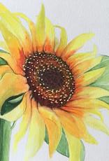 Tamara S Watercolour Art Class - Sunflower Tues Sep 14 11am to 1pm
