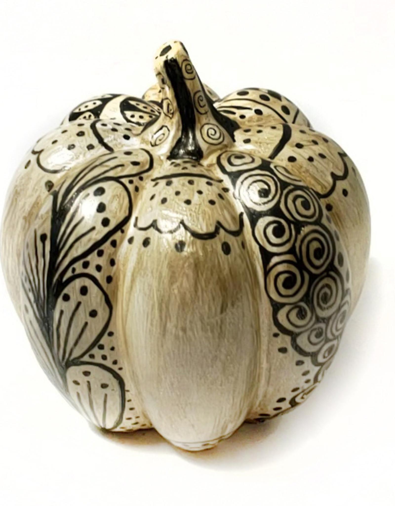 Diane W Ink  Tangled Art Class Mini Pumpkin Sat Oct 2, 2:30 to  4:30 pm