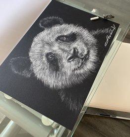Jade W Contè Panda Bear  Beginners Level One Sun Oct 3 3:00 to 5:00  pm