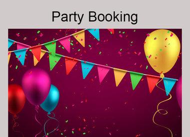 Party Booking
