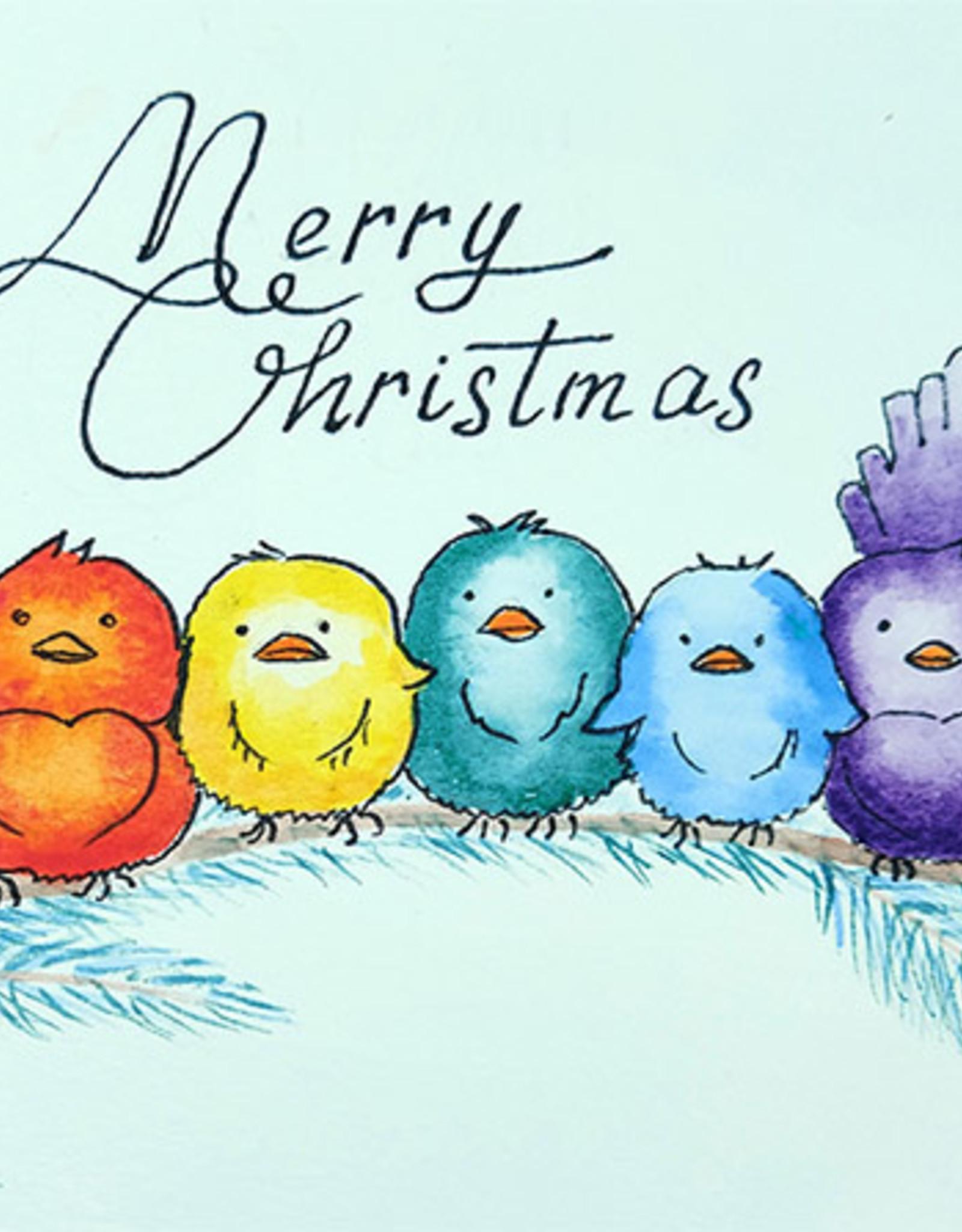 Tamara S Watercolour/Drawing Art Class Merry Christmas Greeting Card Wed Nov 24 11:00  to 12:00 pm