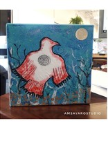 Amsa Mixed Media Art Class  Raven in the Sky Tues Nov 23  1:00 to 3:00 pm