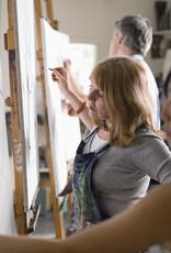 FTLA Life Drawing Art Class Mondays  6:00 to 9:00 pm