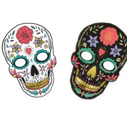Kirstie L Acrylic Art Class Sugar Skull Tues Nov 2  6:00  to 8:00 pm