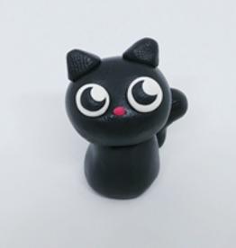 Lili M Polymer Clay Art Class Black Cat Sat Nov 13 3:00 to 4:00 pm