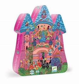 Djeco The fairy castle puzzle