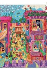 Djeco The fairy castle puzzle
