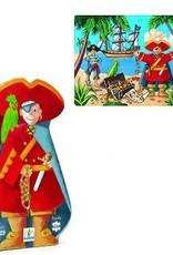 Djeco Pirate and Treasure Puzzle