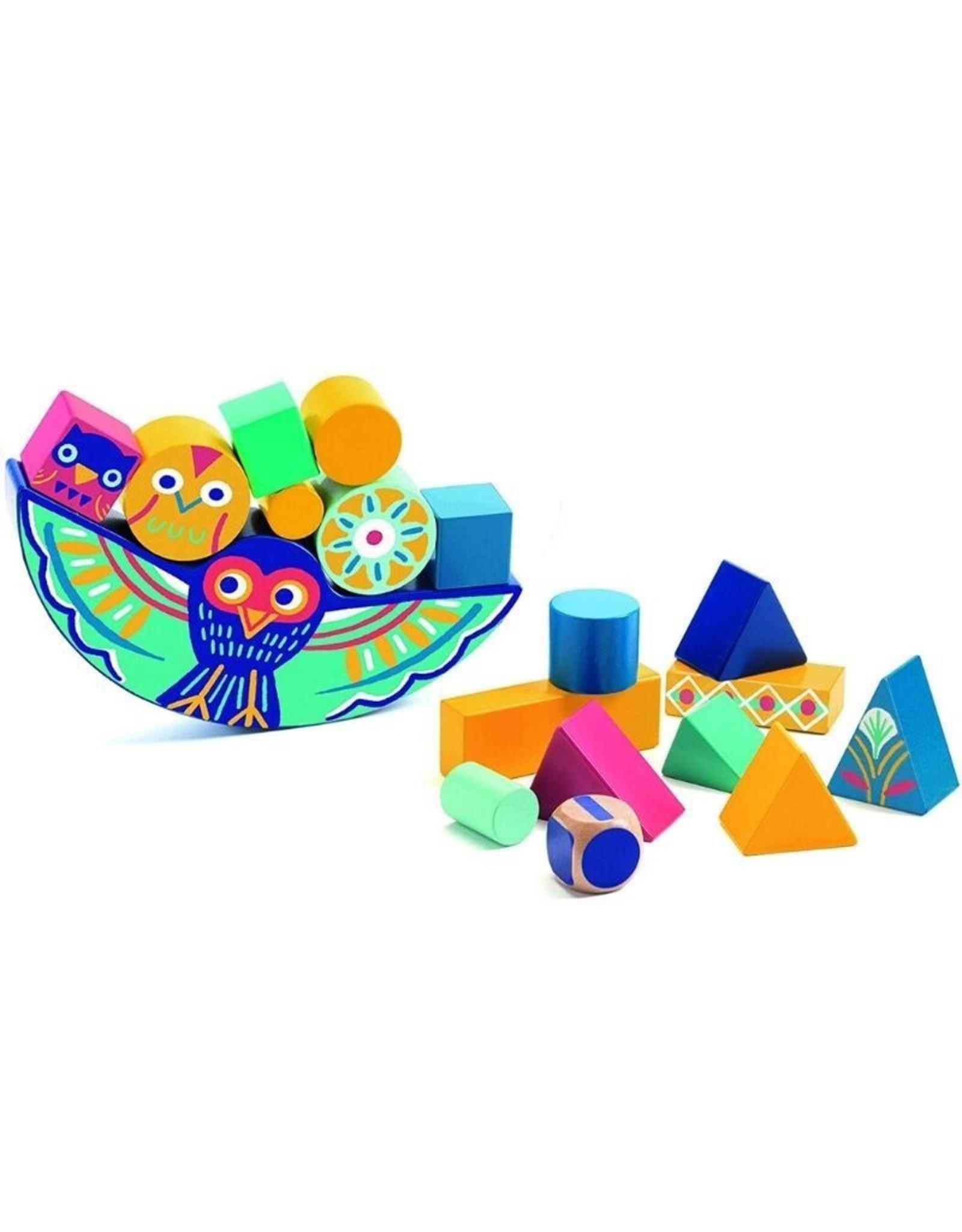 Djeco Ze Balanceo Blocks