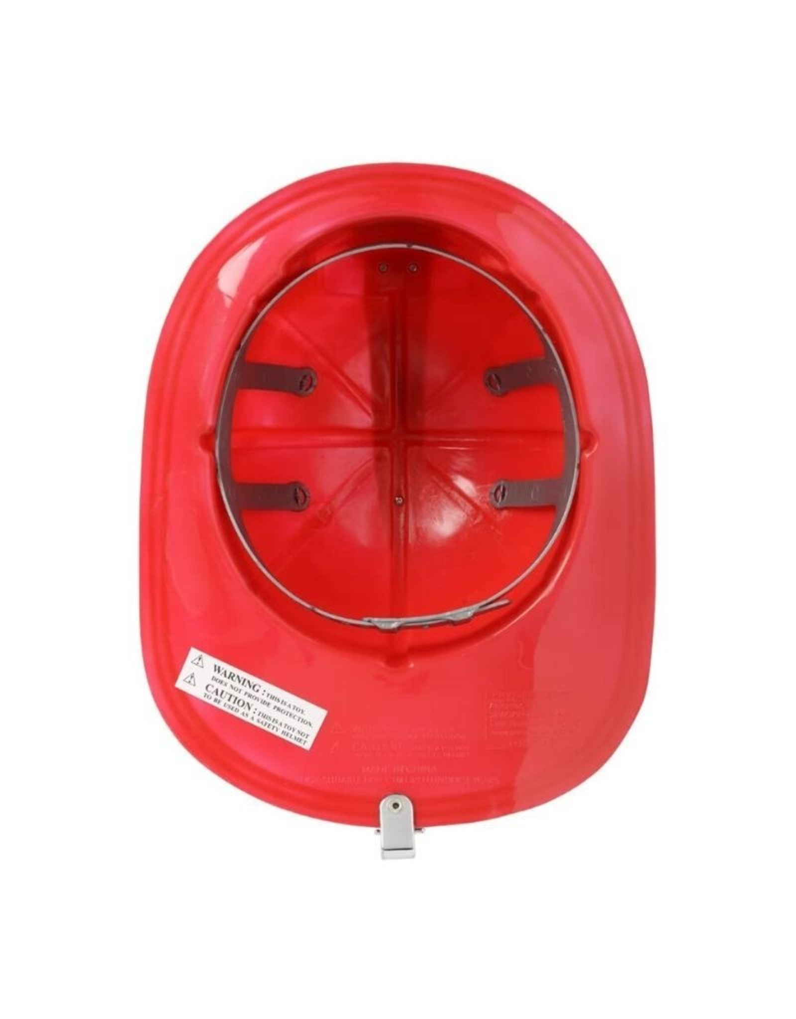 Aeromax Red Fire Fighter Helmet with Sound