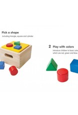 Plan Toys Shape and Sort it Out