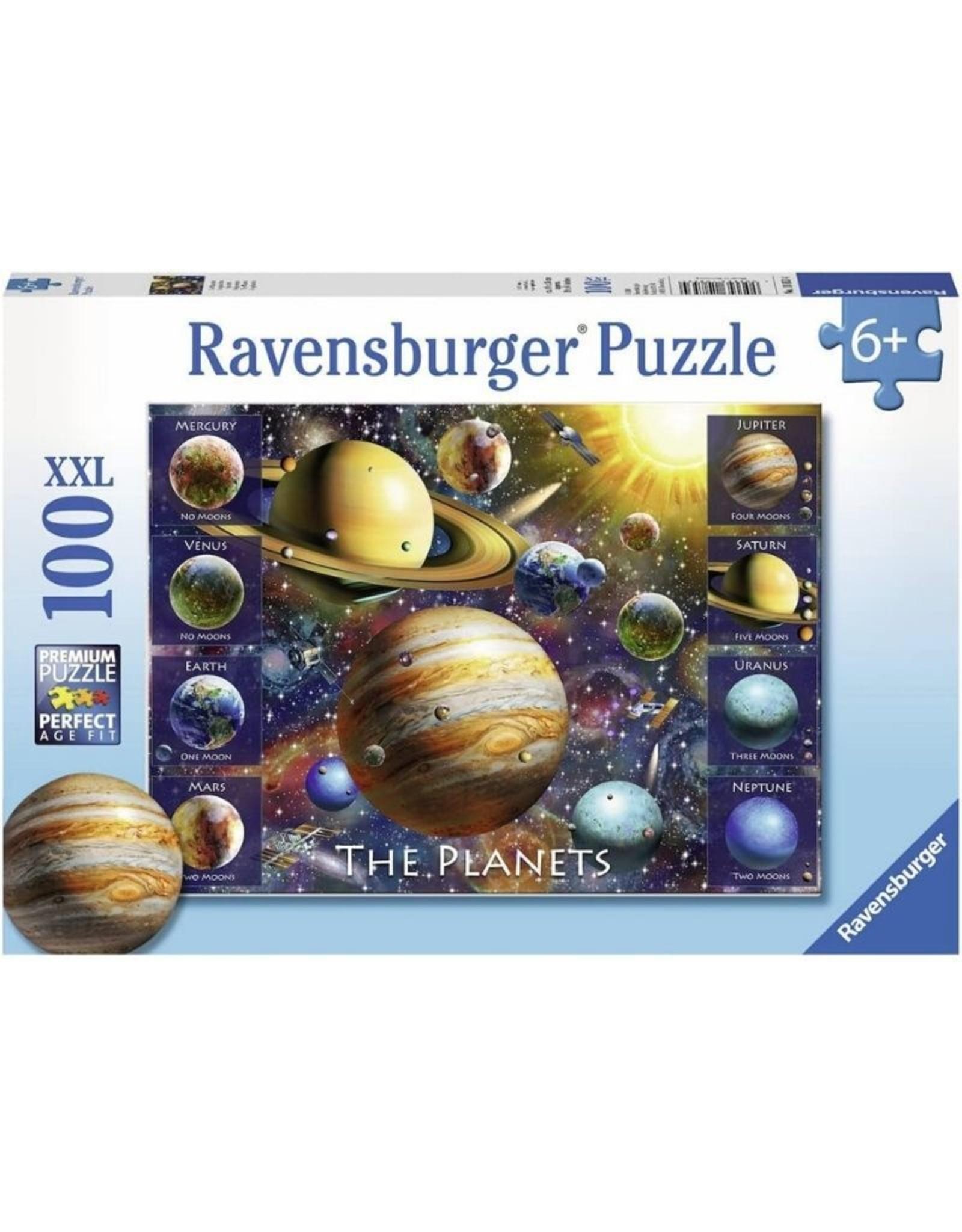 Ravensburger 10853 Planets