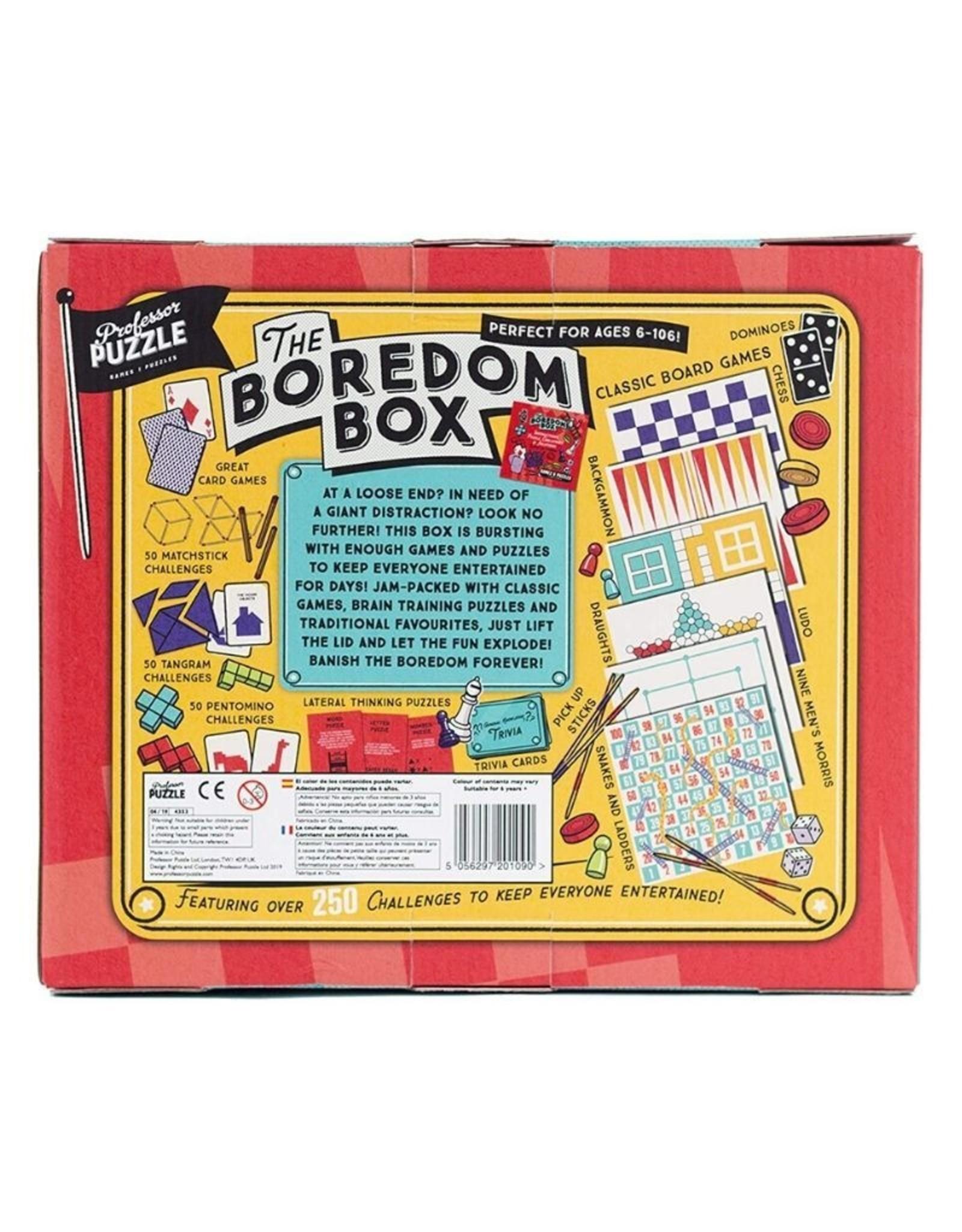 Boredom Box