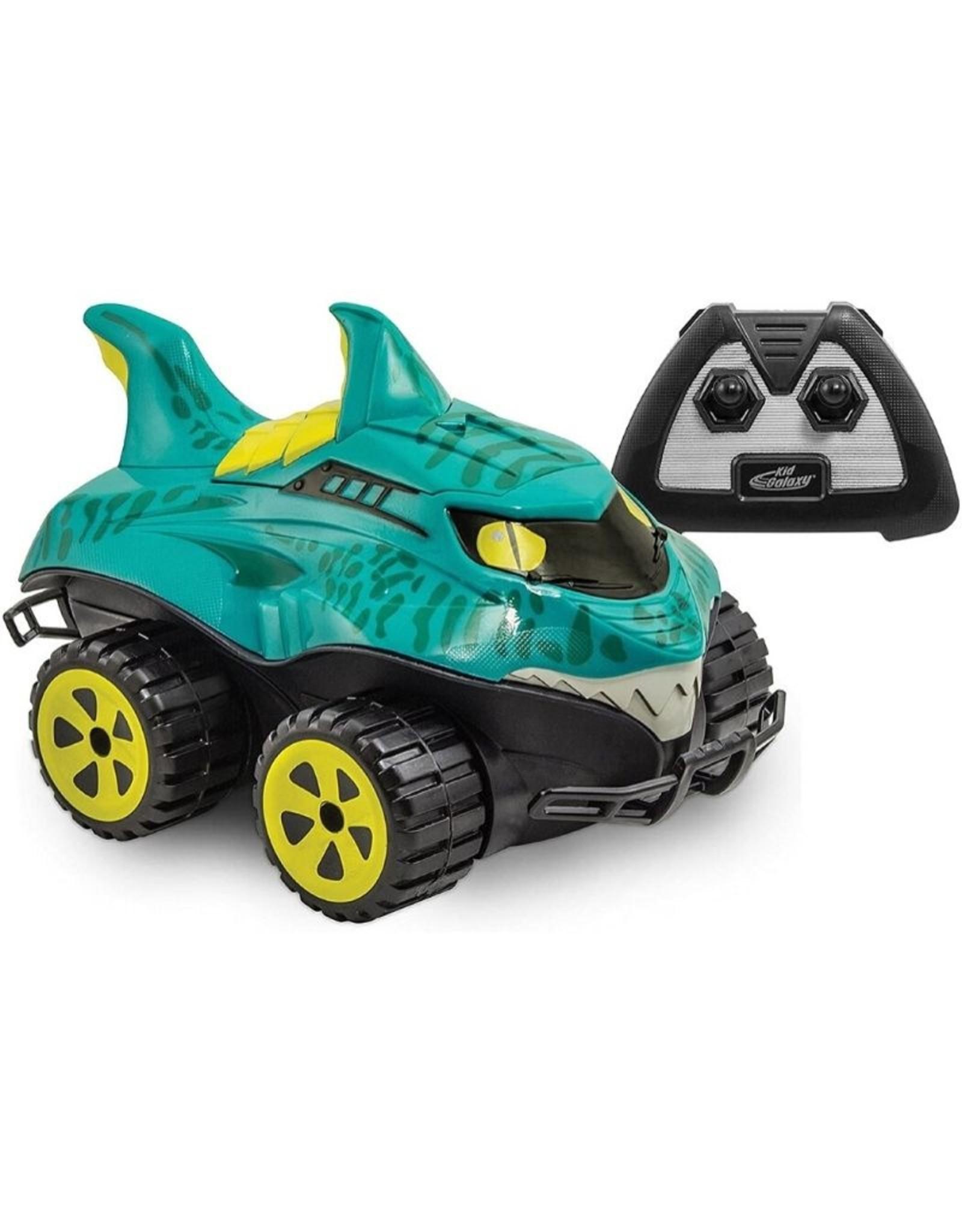 Kid Galaxy R/C AMPHIBIOUS VEHICLE Shark