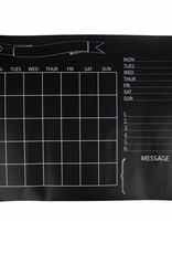 Jaq Jaq Bird Resuable Calendar