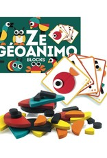 Djeco Ze Geoanimo