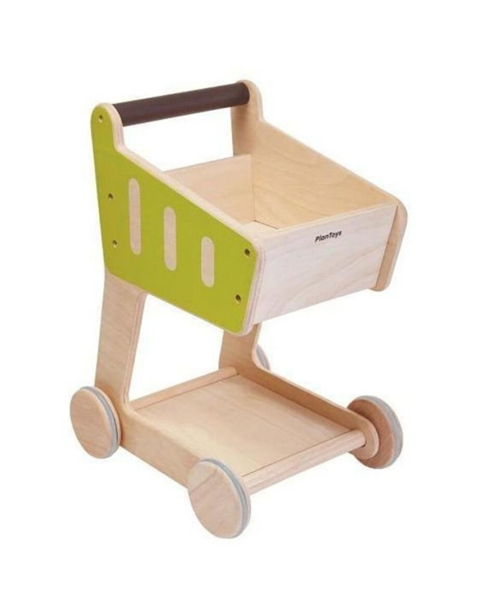 Plan Toys Shopping Cart