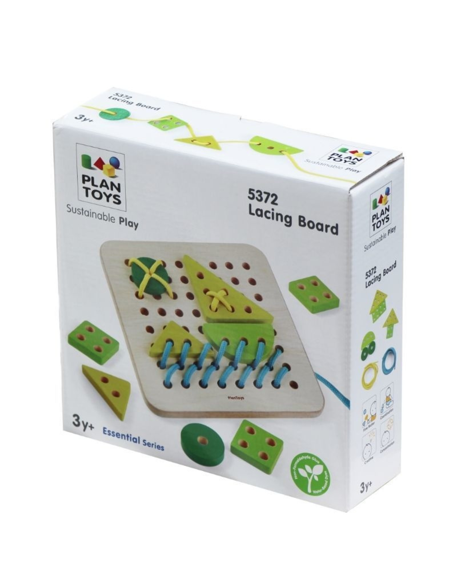 Plan Toys Lacing Board