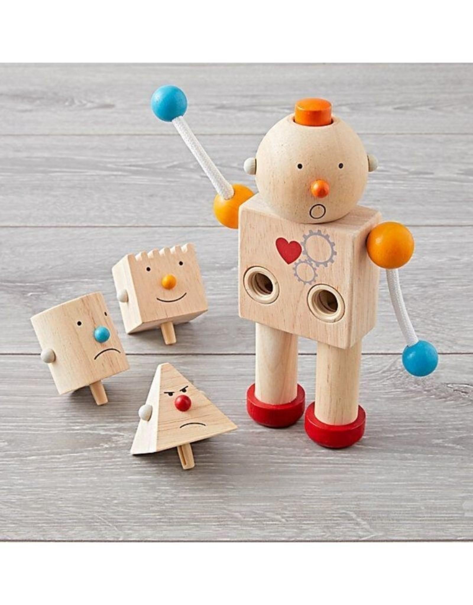 Plan Toys Build a Robot