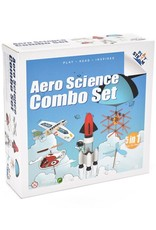 PlaySteam Aero Science Combo Set