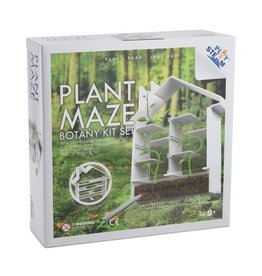 PlaySteam Plant maze botany