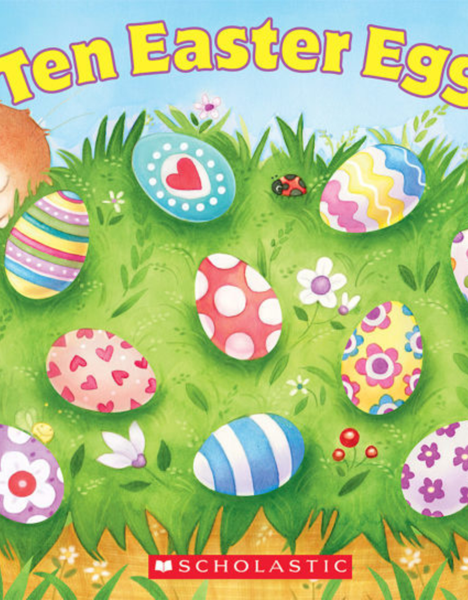Scholastic Ten Easter Eggs
