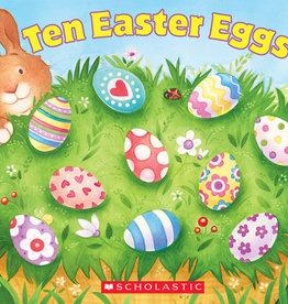 Scholastic Ten Easter Eggs