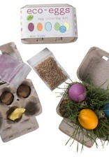 eco-kids eco-eggs coloring and grass kit