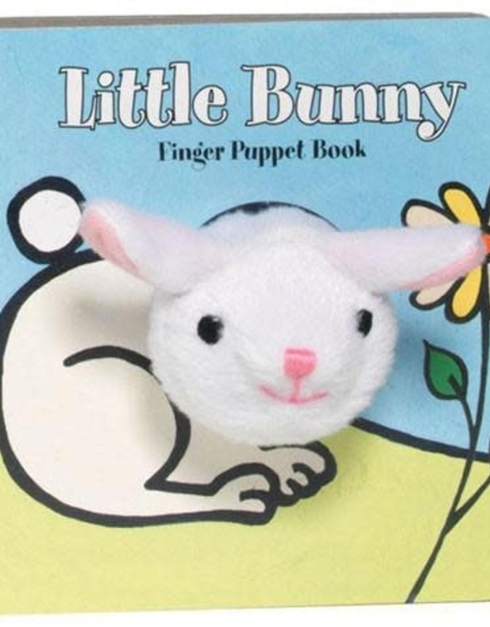 Little Bunny Finger Puppet