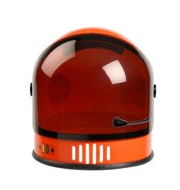 Aeromax Astronaut Helmet Orange