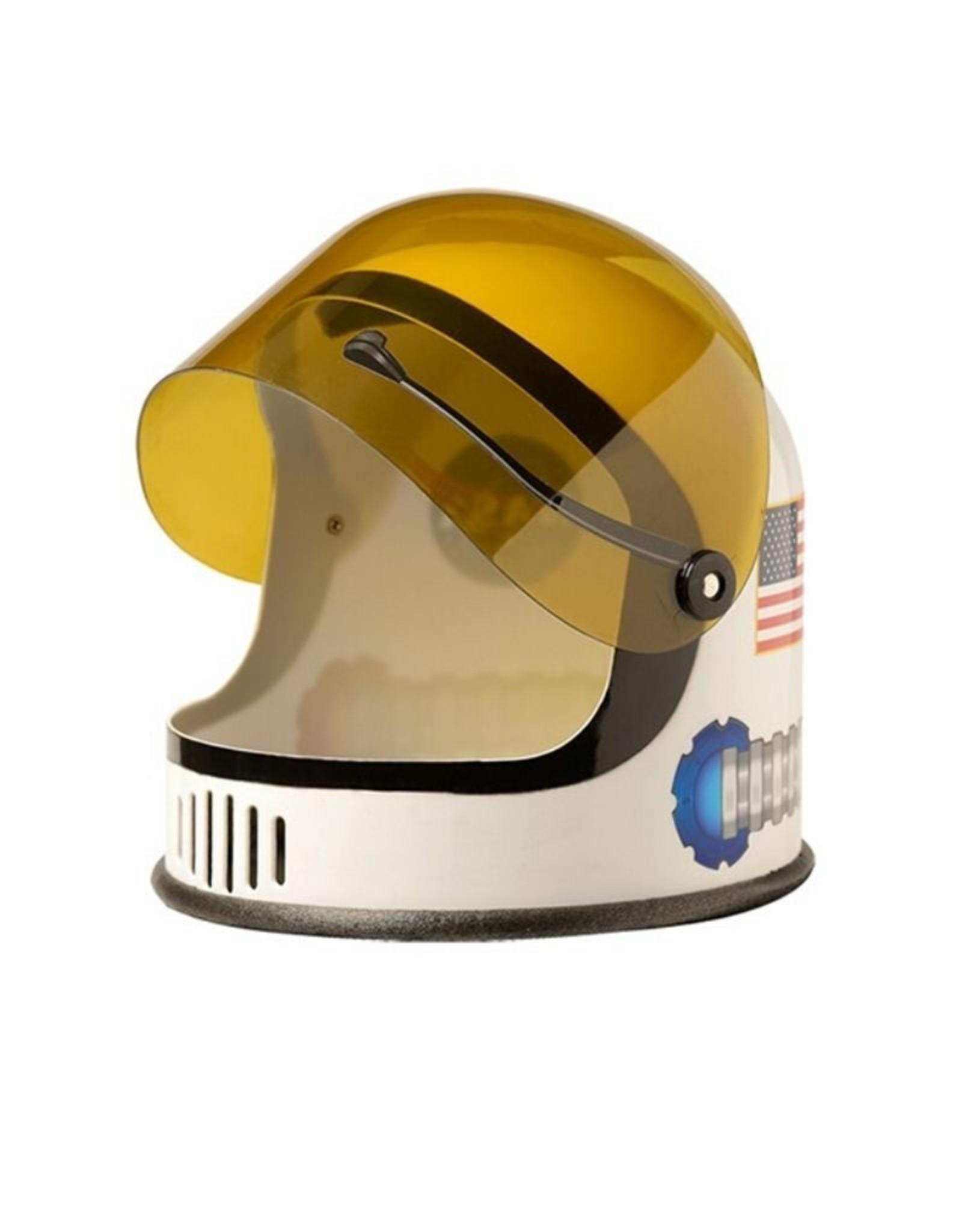 Aeromax Astronaut Helmet White