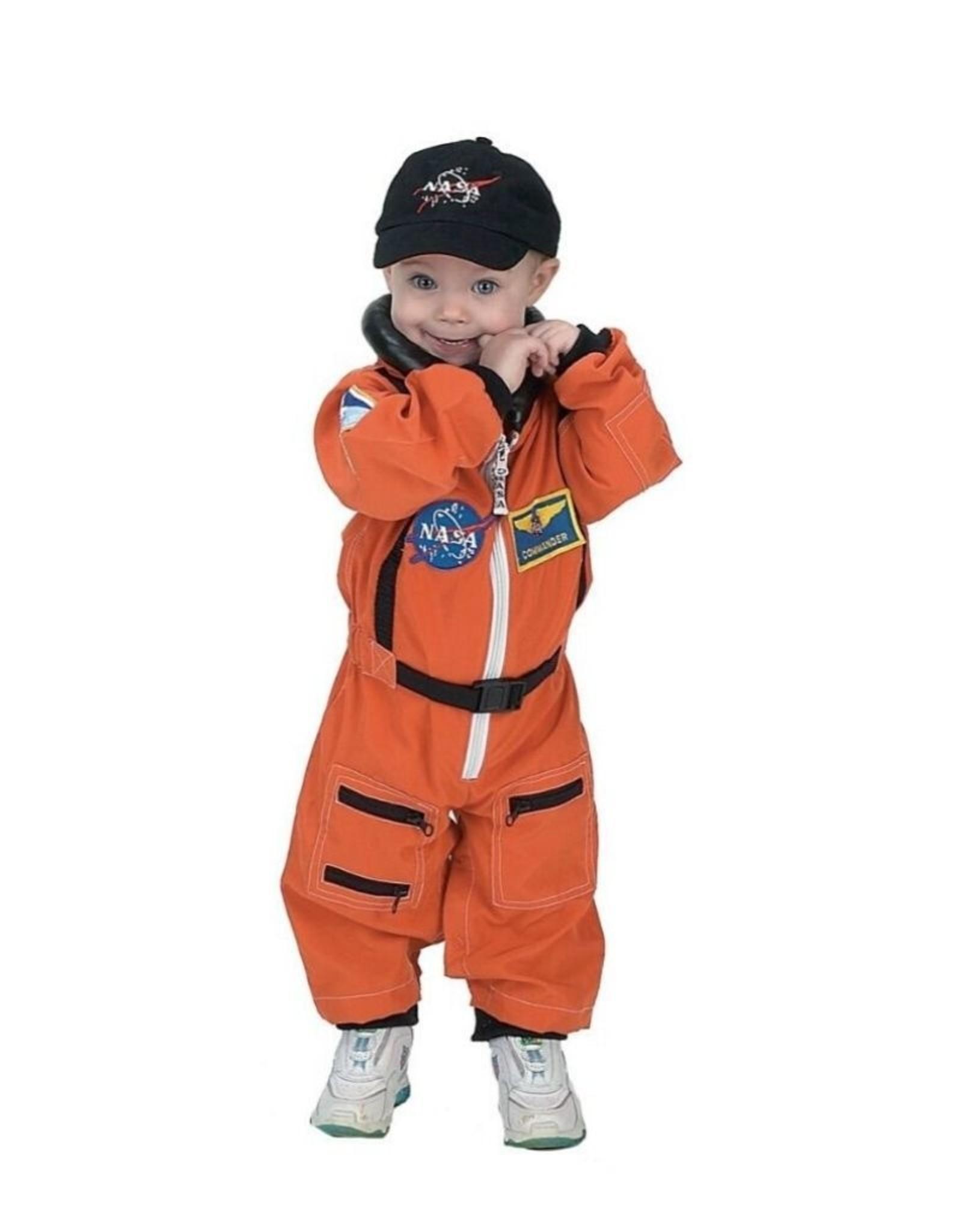 Junior Astronaut Suit Orange 18M